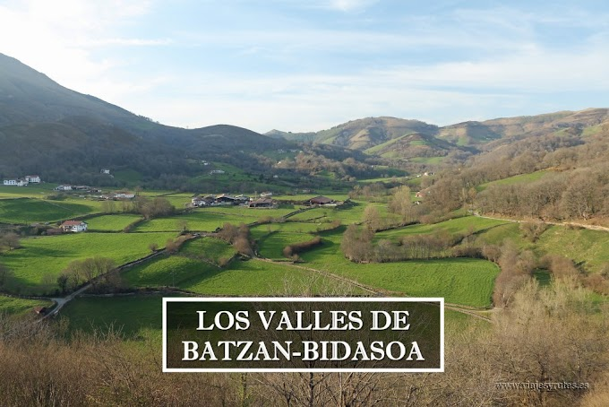 Ruta en coche por la comarca navarra Baztan-Bidasoa
