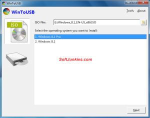 WinToUSB Download for Windows