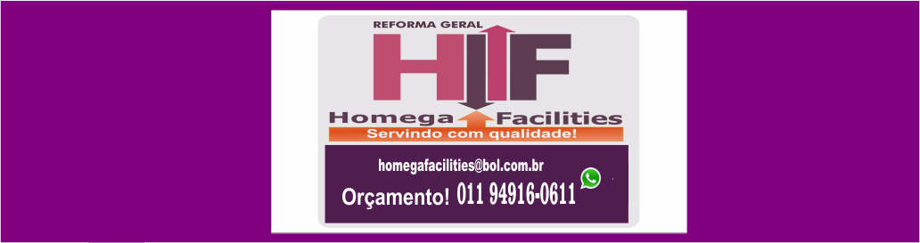Homega Facilities Reforma Zona Sul SP