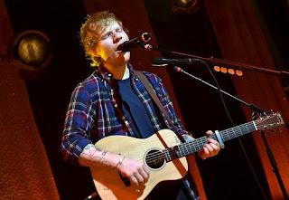 Ed Sheeran Lyrics - Move On