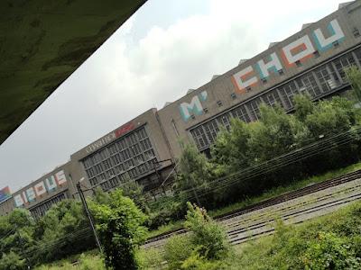 graffitis, tags et affiches Charleroi