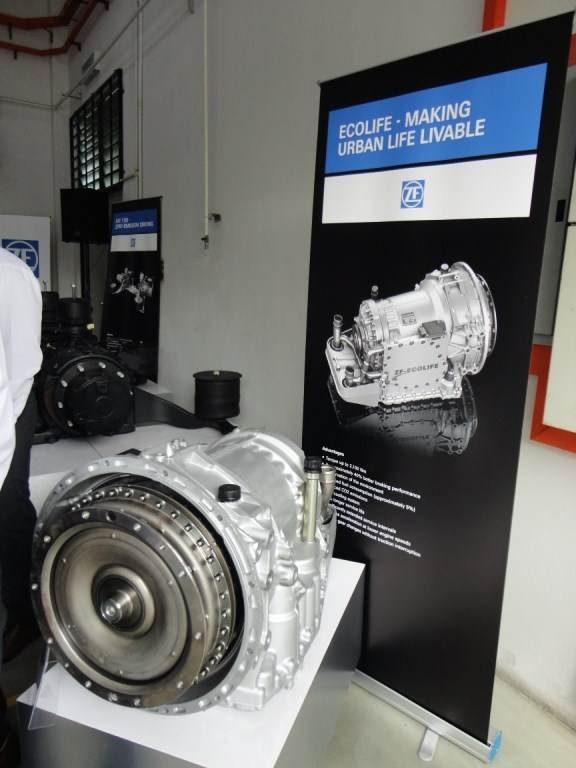 Zf Transmission Reliability