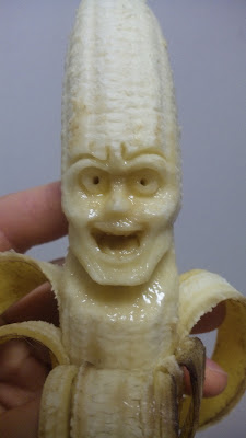 12 Creative 3D Banana Sculptures (12) 12