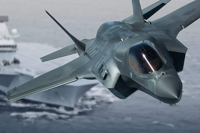 UK new order 17 F-35