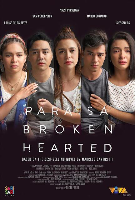 watch filipino bold movies pinoy tagalog poster full trailer teaser Para sa Broken Hearted