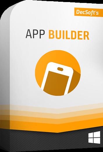 Resultado de imagen para DecSoft App Builder