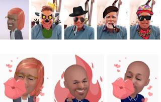 Fitur AR Emoji pada samsung galaxy s9