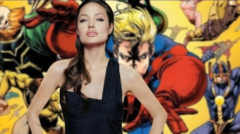 Film Marvel Setelah Avengers Endgame - The Eternals