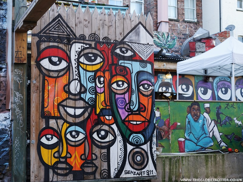 Street Art in Brick Lane London