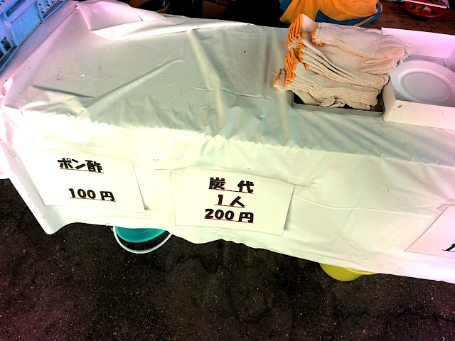【長崎市】戸石漁港で牡蠣焼き!持ち込みOK
