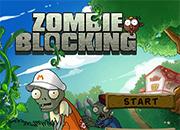 plants vs zombies blocking