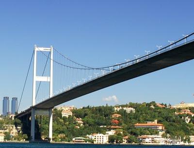 Umroh Plus Turki 2016, Jembatan Gantung