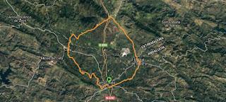 ruta las 3 provincias