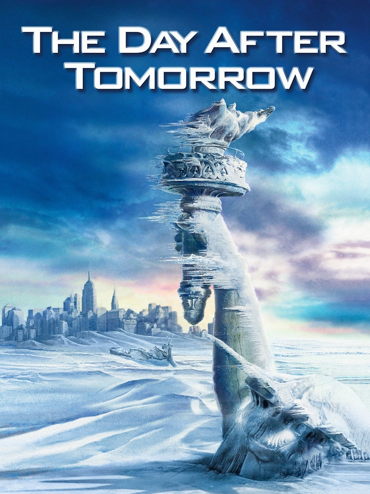 The Day After Tomorrow (2004) ταινιες online seires oipeirates greek subs