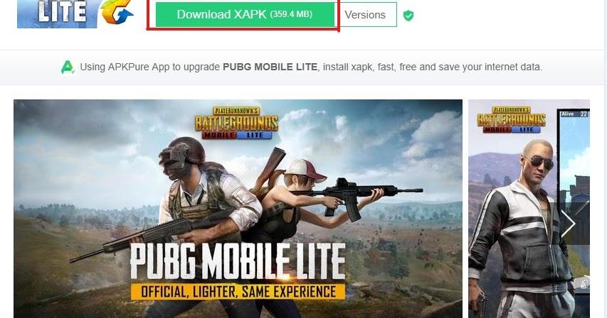 Pubg Mobile Lite Xapk - Ogmetro com