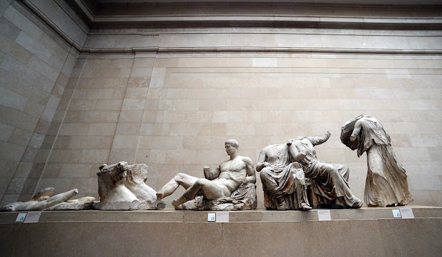 British MPs introduce Bill to return Parthenon Sculptures to Greece