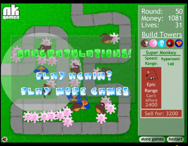 Aveyn's Blog: List of the best tower defense (TD) games and