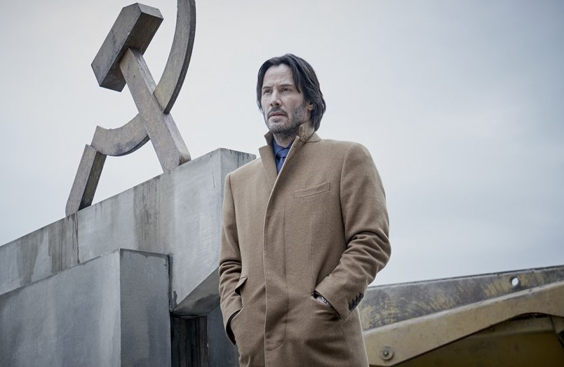 "Keanu Reeves é um negociante de diamantes no trailer do suspense ""Siberia"""
