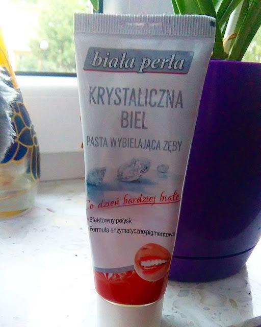Biała perła krystaliczna biel-urodaizdrowie