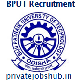 BPUT Recruitment
