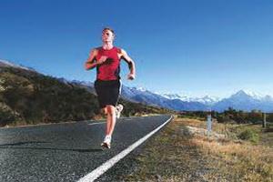 olahraga lari efektif untuk membakar lemak