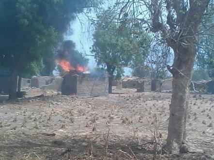 nigerian army boko haram sambisa forest