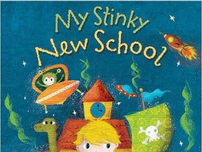 My Stinky New School Giveaway