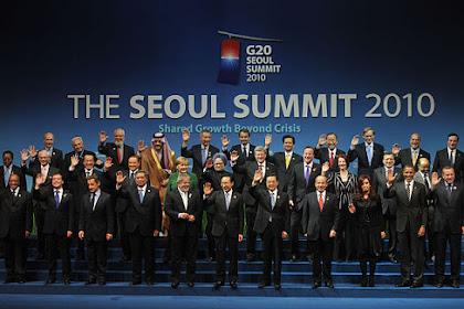 G20 : Pengertian, Tujuan, KTT, Negara Anggota dan Sejarahnya