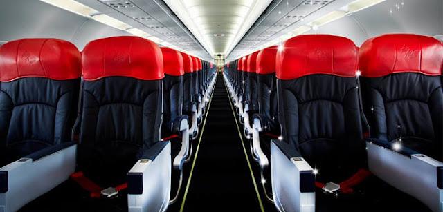 Tempat Duduk Terbaik dalam Pesawat