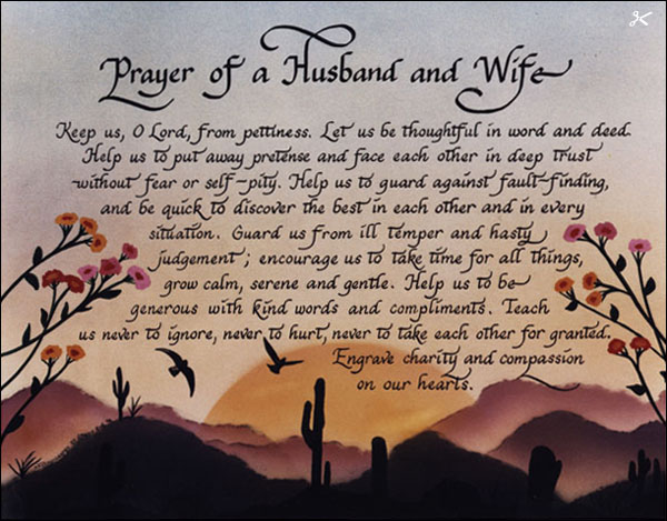 about husband and wife relationship in bible