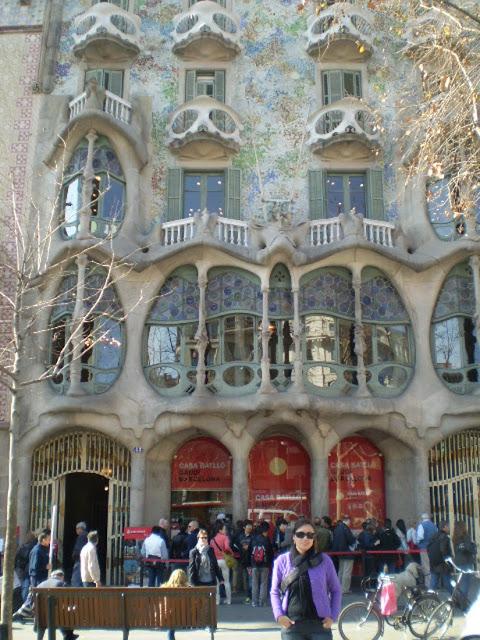 Caso Batllô - O que fazer em Barcelona (Espanha)