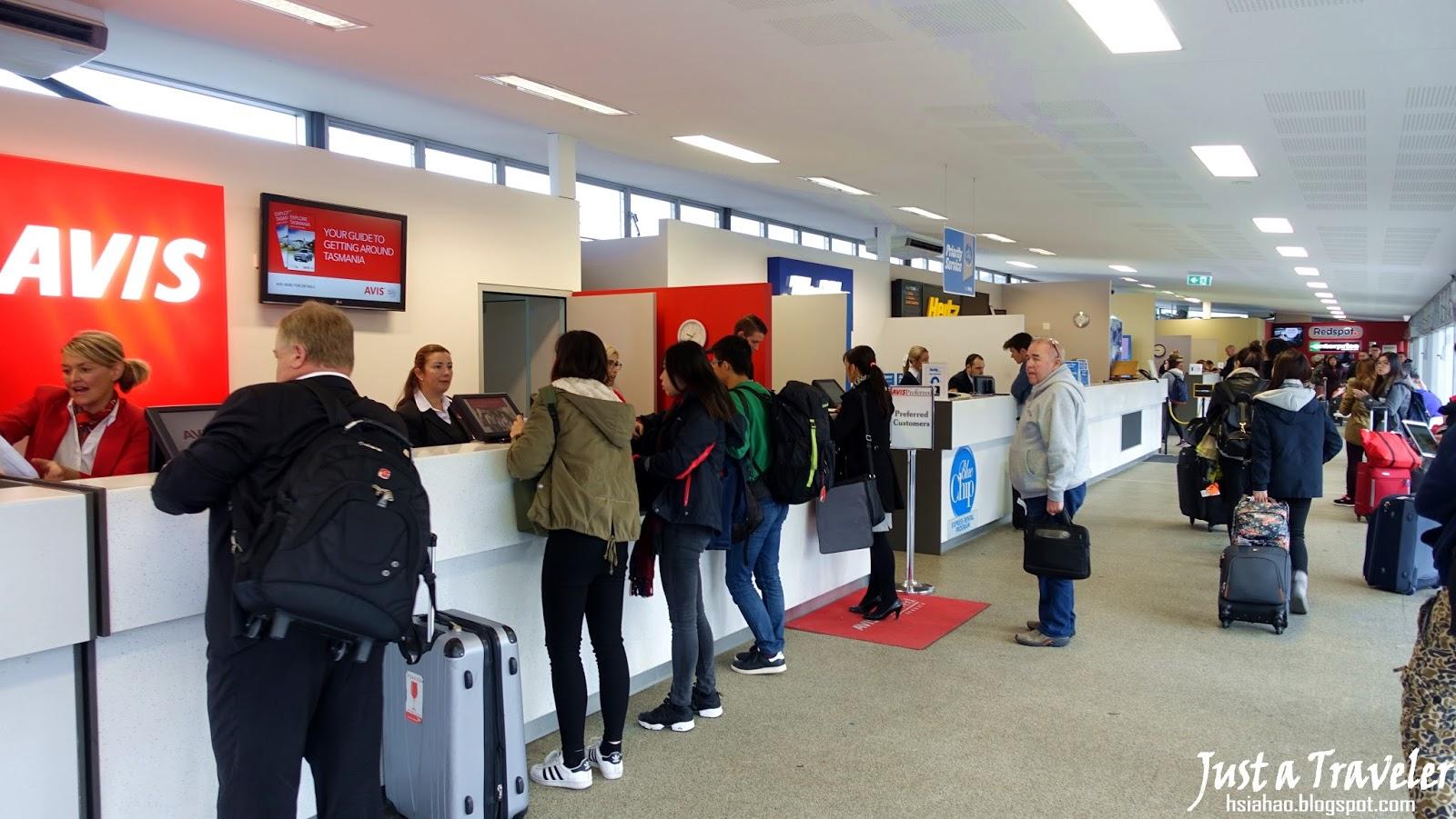 塔斯馬尼亞-租車-自駕-推薦-荷伯特-機場-Hobart-Airport-Tasmania-Car-Rental-Australia