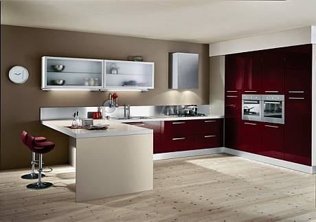 Fotos de cocinas integrales modernas ideas para decorar - Fotografias de cocinas ...