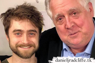 Rob Bartlett visits Daniel Radcliffe at The Lifespan of a Fact