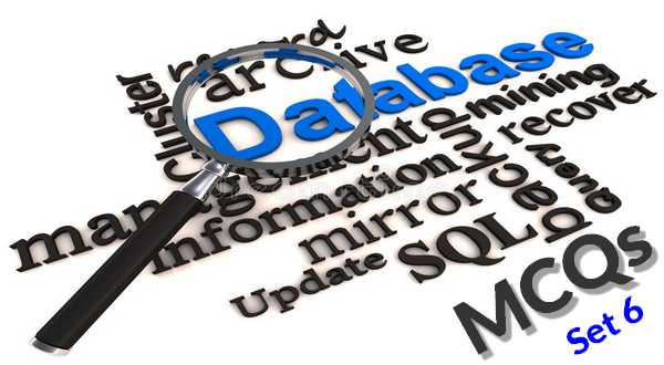 DBMS MCQ Questions With Answers Set 6