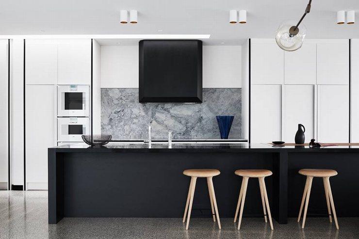 thiết kế thi công nội thất nhà bếp độc đáo 23