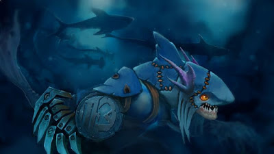 Slark - Dark Reef Escape