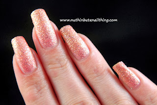 Barry M Royal Glitter Collection Princess
