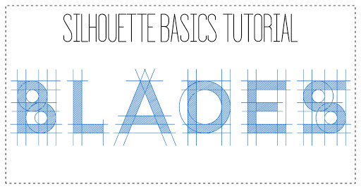 Tutorial on Silhouette Blades by Nadine Muir for Silhouette UK