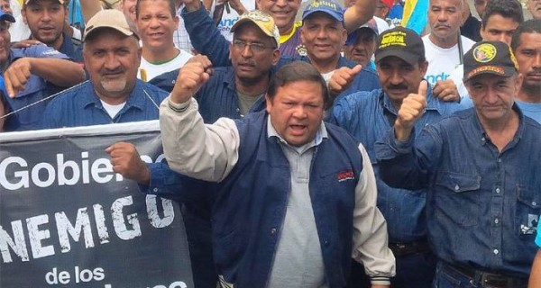 Andrés Velásquez llama a Paro Nacional - Tarde Piaste?