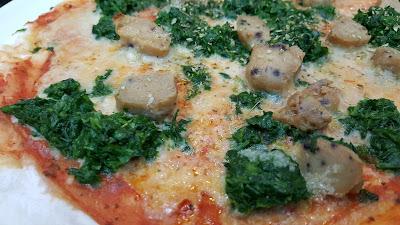 Lunda Kitchen Pizza - Rörelse för djurrätt