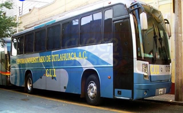 Autobús, educación, estudios