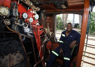 African Luxurious train safari across sub-Saharan Africa Rovos Rail