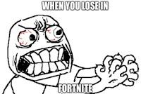 Cuentos de Fortnite - la furia de Fortnite