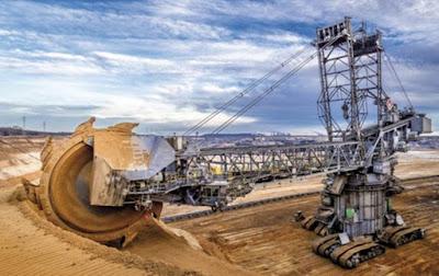 metode penambangan pasir besi