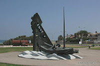 Israel Travel Guide: Struma and Mafkura Monument (Ashdod)