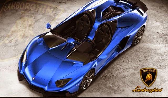 modifikasi mobil Lamborghini Aventador