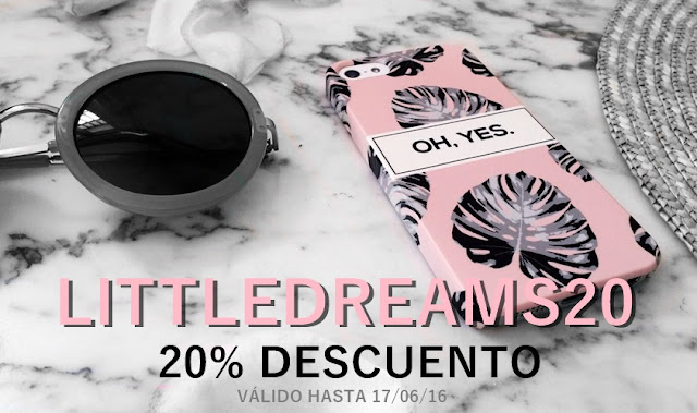 CaseApp littledreamsbyr carcasa iPhone
