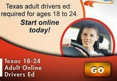 Texas Adult Drivers Ed Course