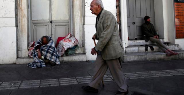 Σταύρωση χωρίς ανάσταση για την Ελλάδα